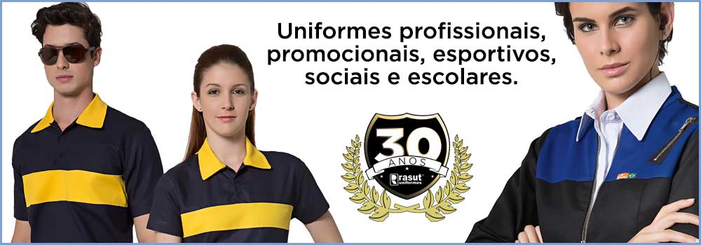 Rasut Uniformes Rua São Carlos d35020ef5e5f4